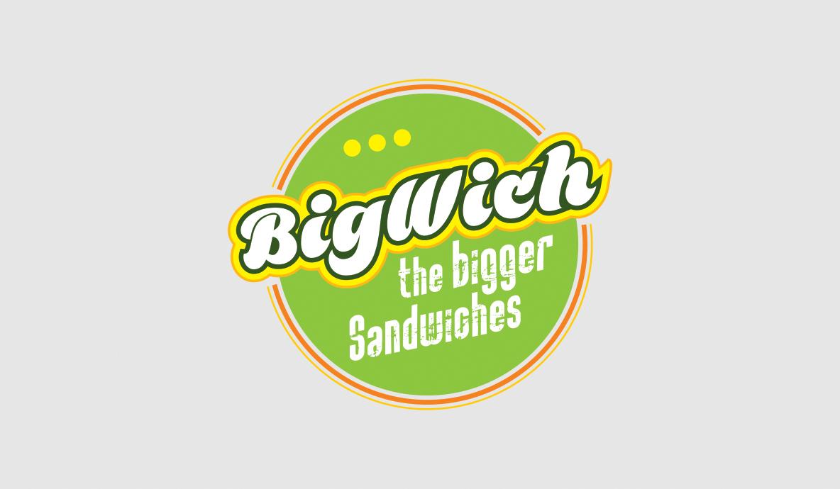 Bigwich Logo Design