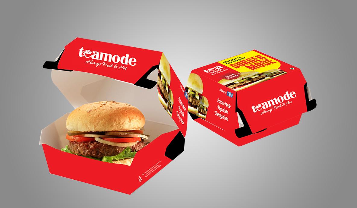burger box design