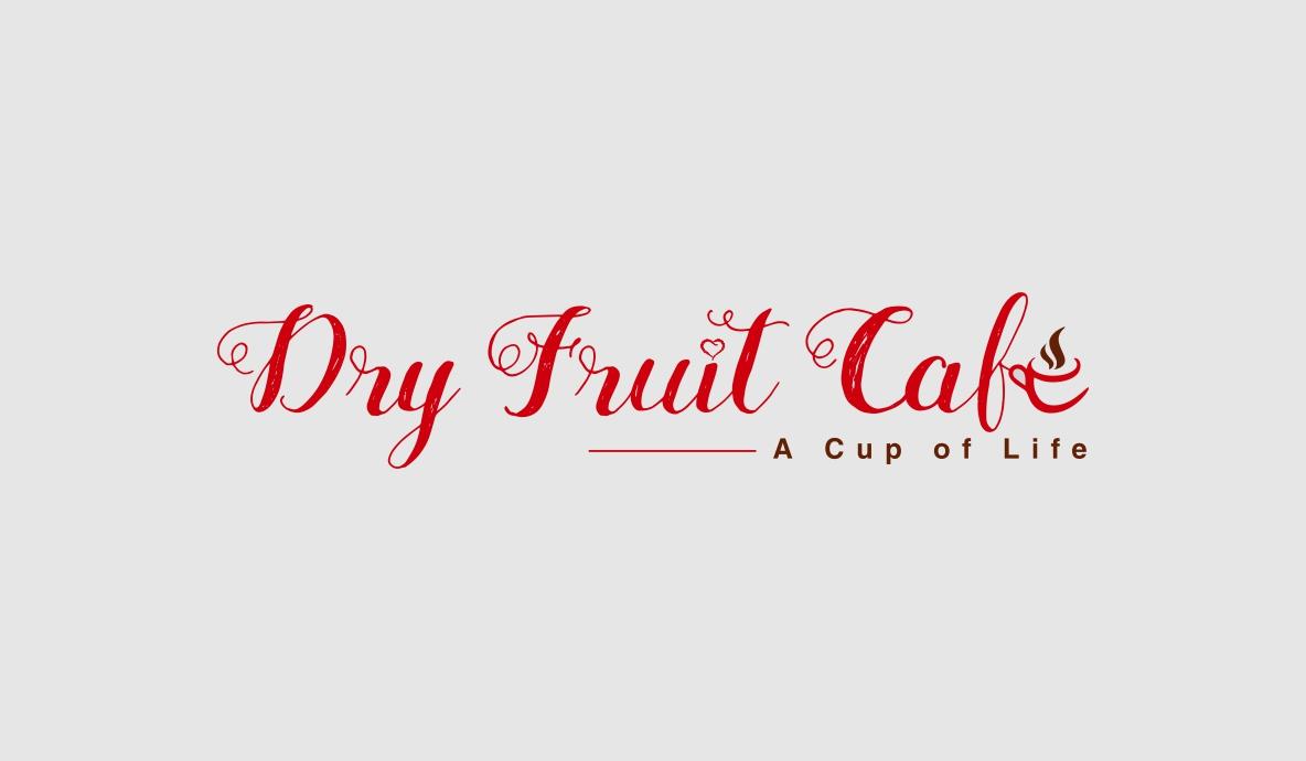 Dry Fruit Café Logo Design