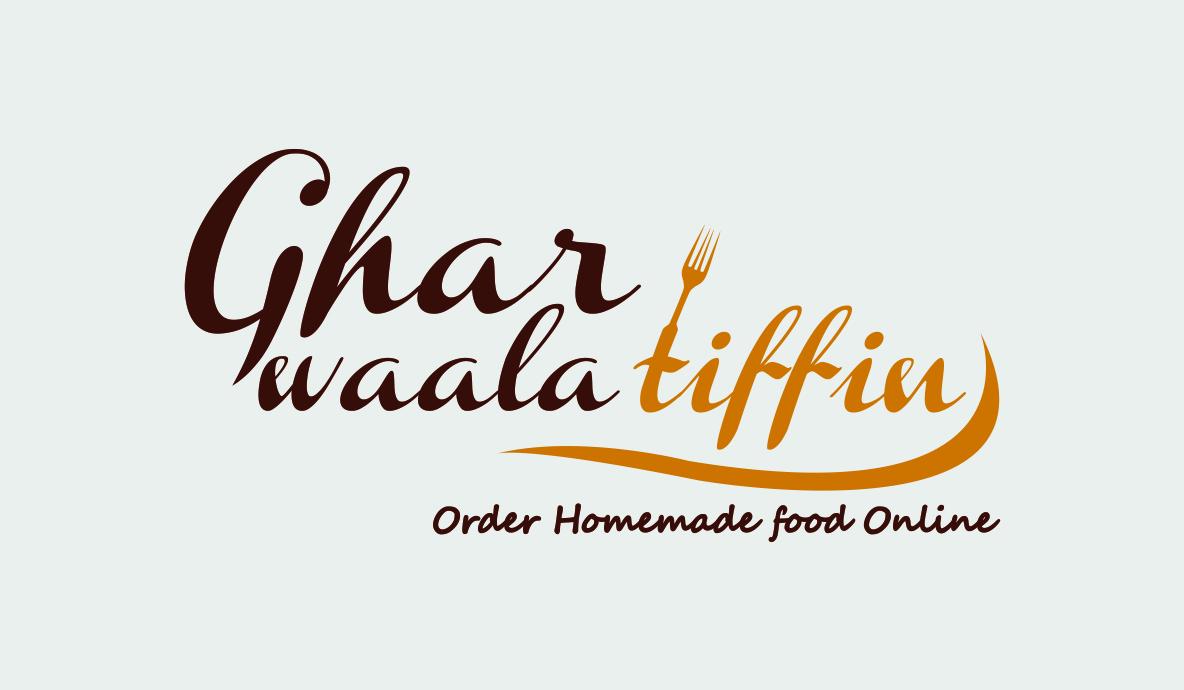 Ghar waala Tiffin Logo