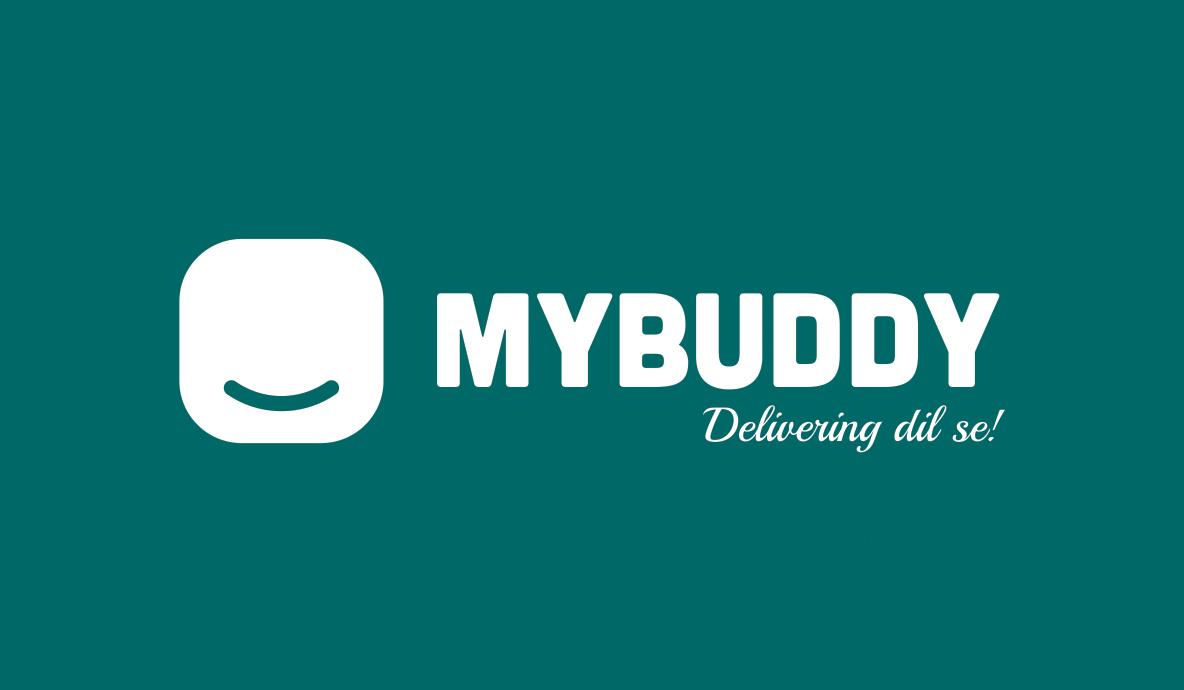 My Buddy Design Logo