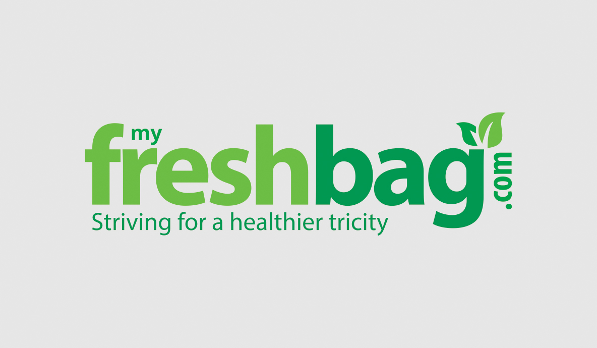 My Fresh Bag Design Logo