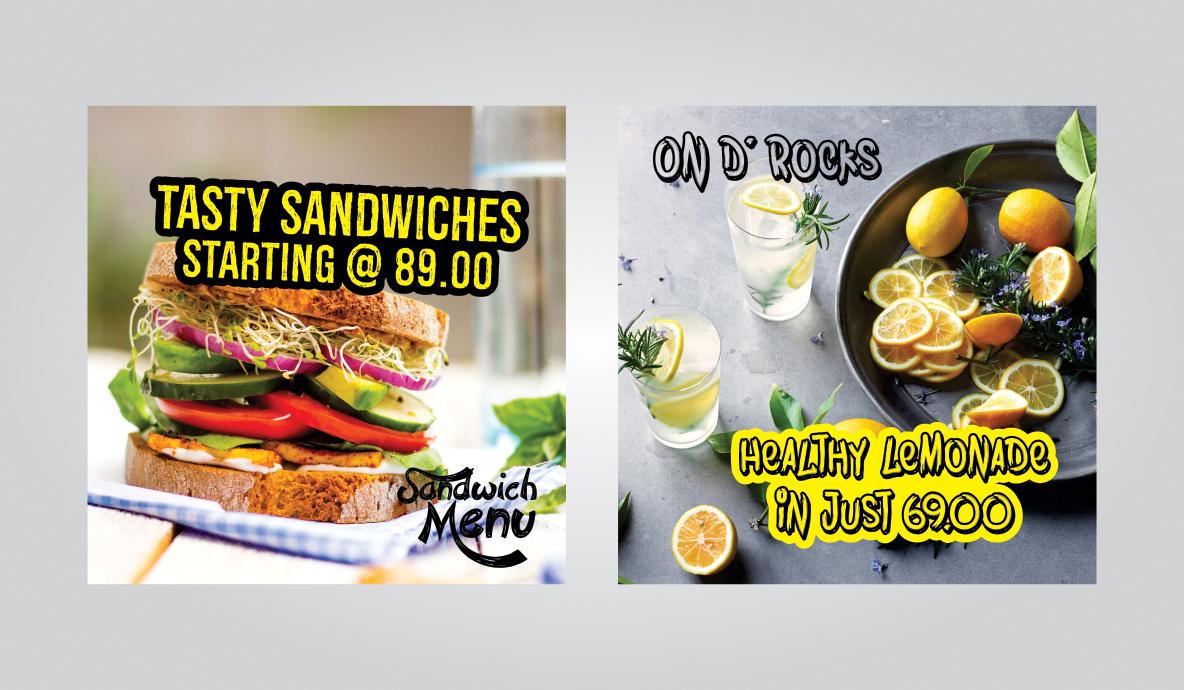 Sandwich SMM