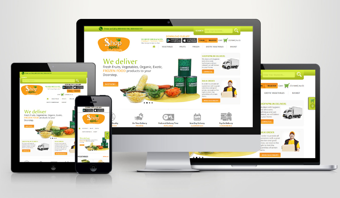 Shop Apni Ecommerce Website