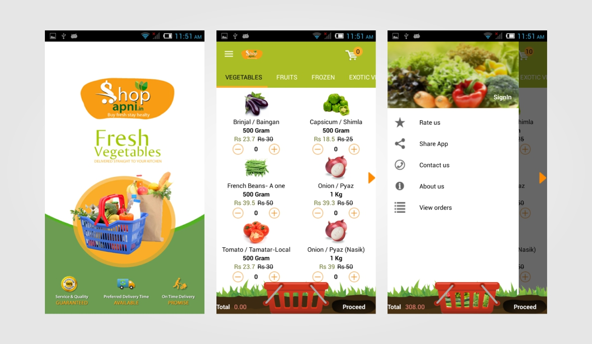 Shop Apni IOS Apps Development