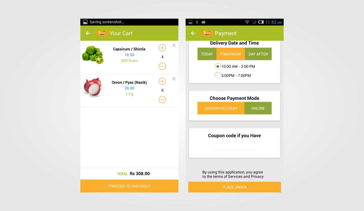 Shop Apni IOS Mobile Apps Development