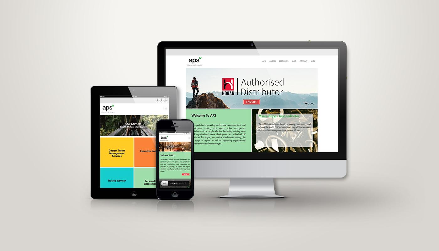 Tendor On Time Responsive Web Design