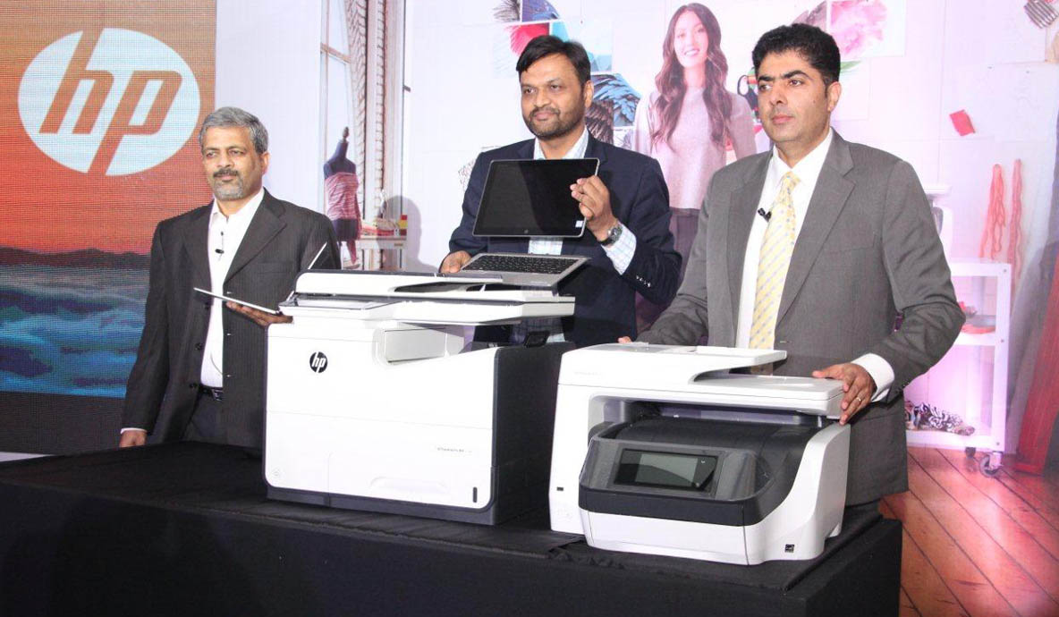 HP Laptop Product Launch