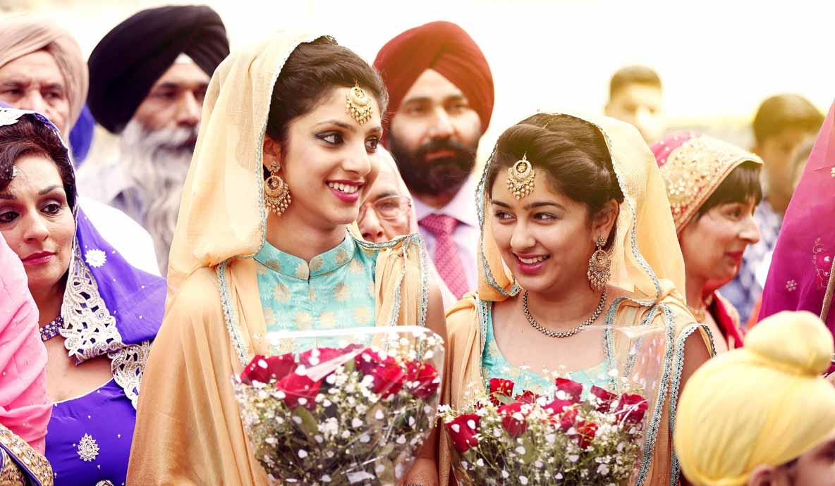 param marriage shoot
