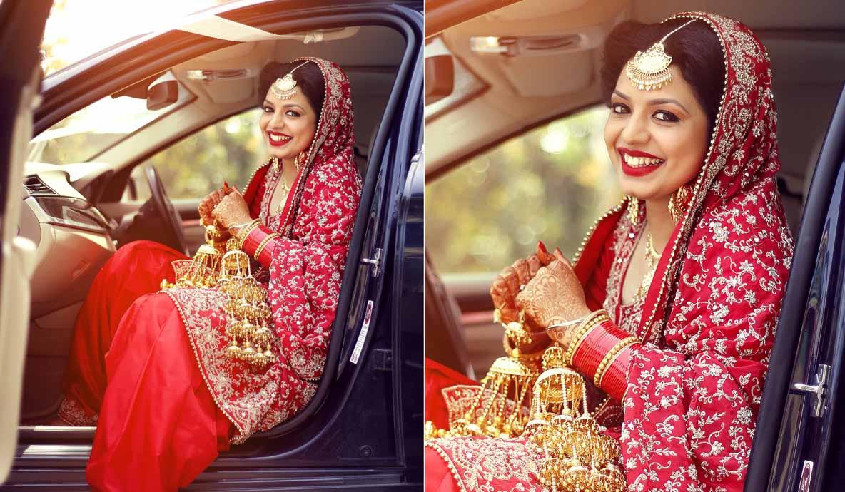 param's bridal photo