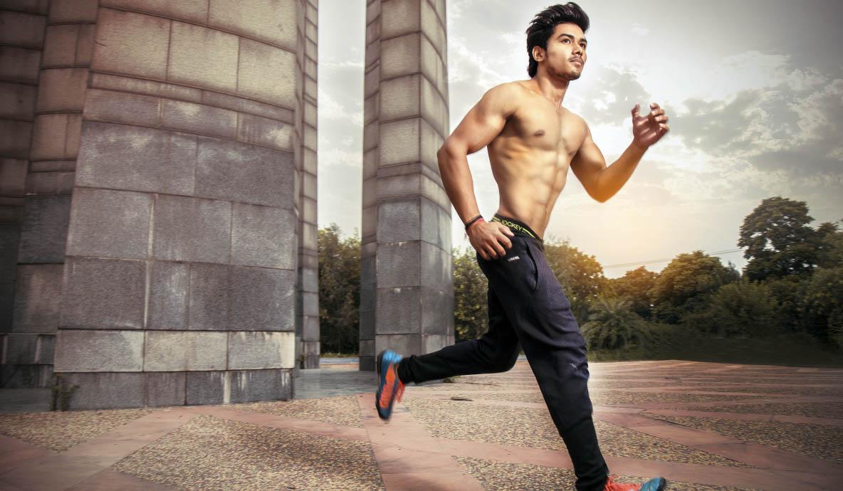 Fitness Training Photoshoot