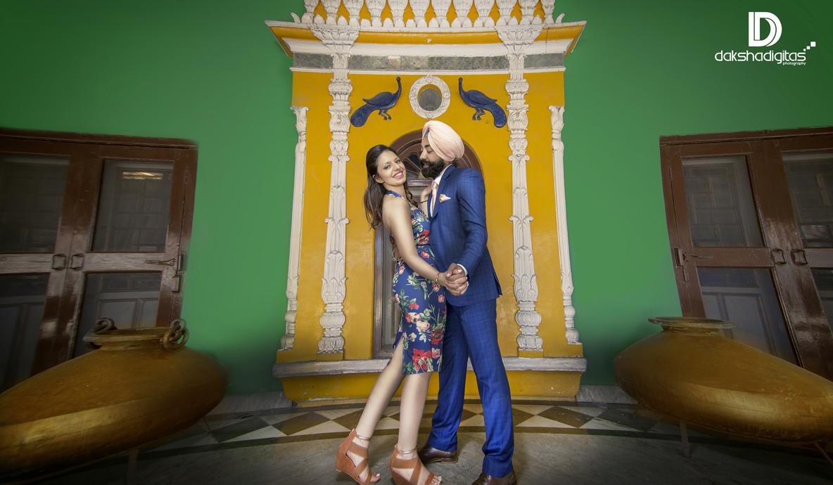 Marriage Couple Photoshoot