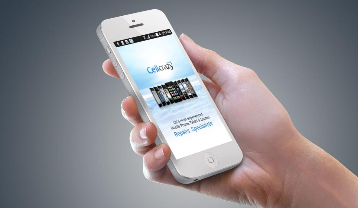 Cell Crazy App