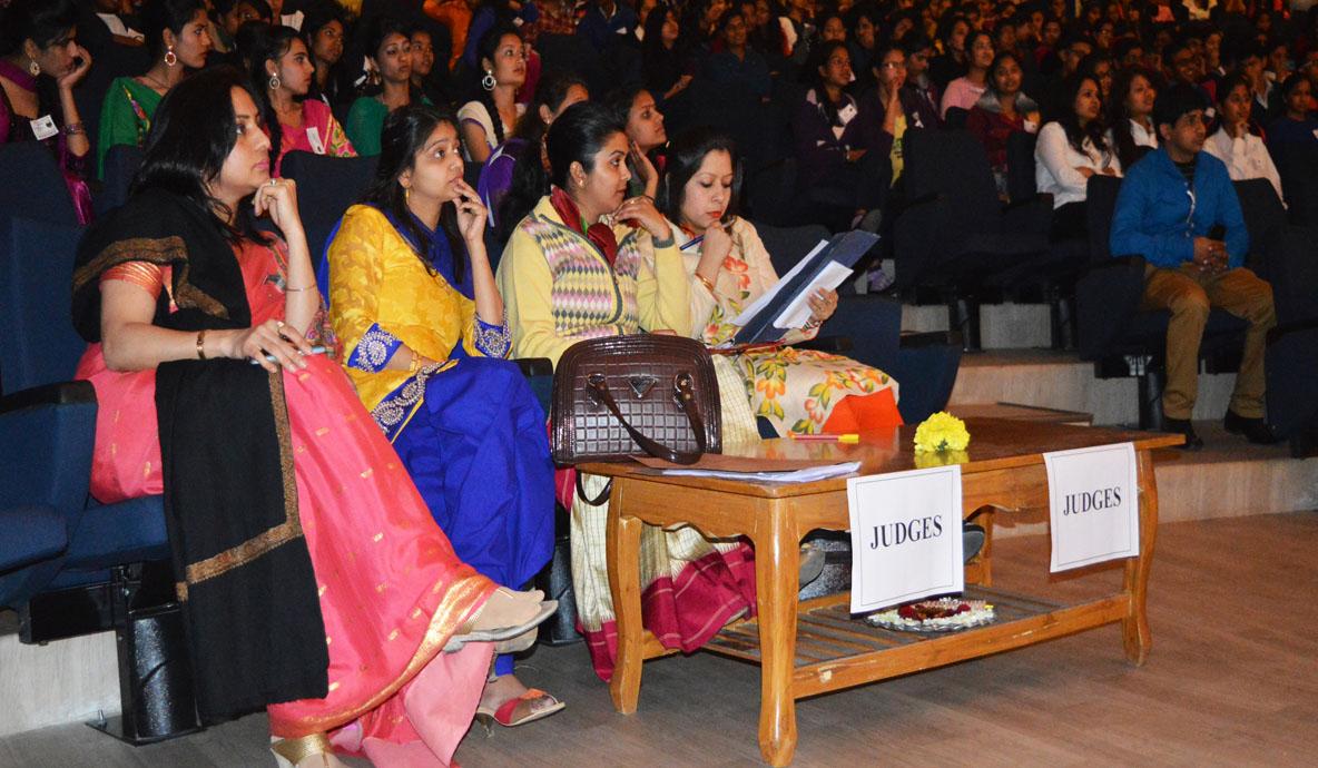 Judges Event Management