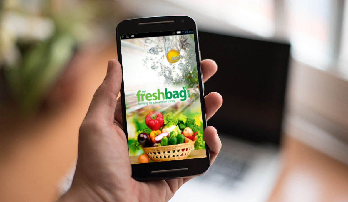 Fresh Bag Android App