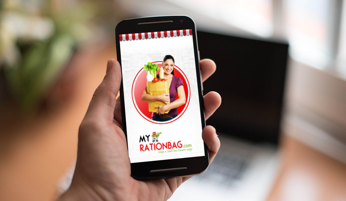 My Ration Bag App