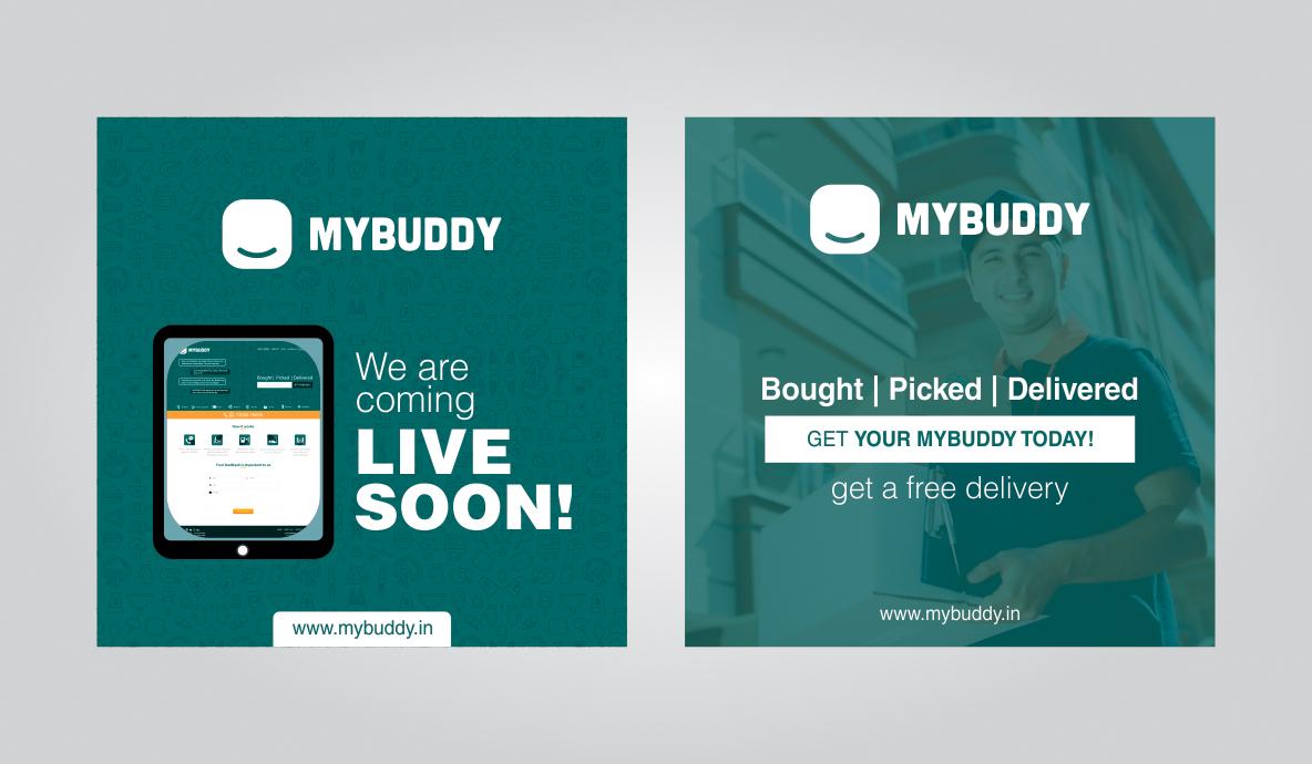 My Buudy Social Media Marketing
