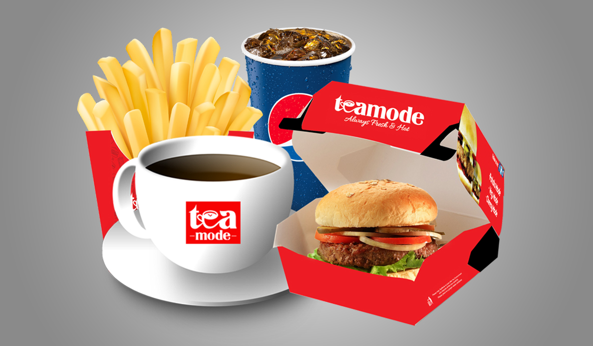 Teamode Packaging Design Portfolio