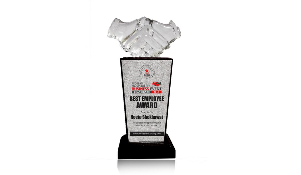 Read Bean Hospitality Best Employee Award