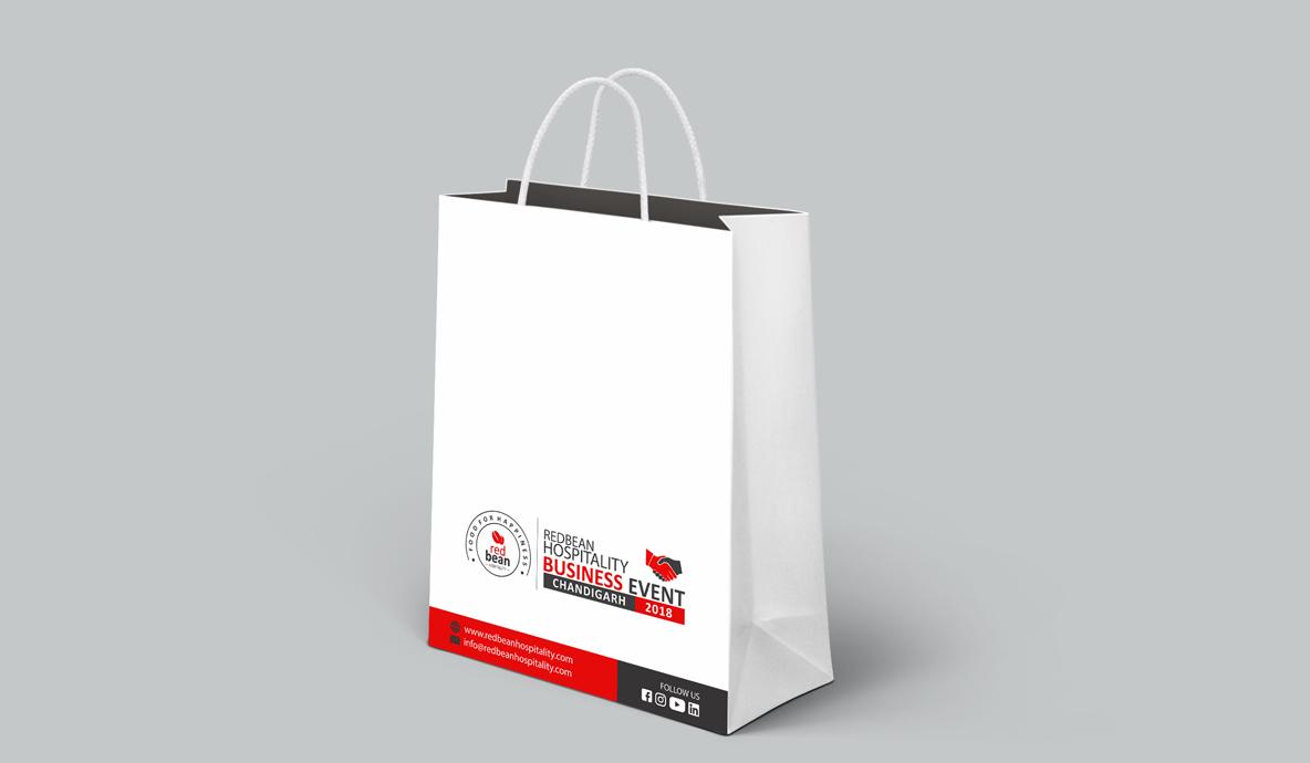 Read Bean Hospitality Carry Bag