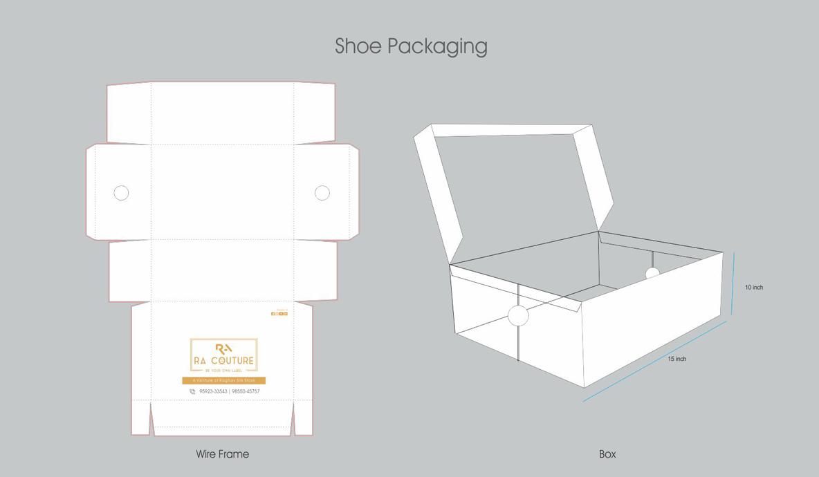RA Shoe Packaging